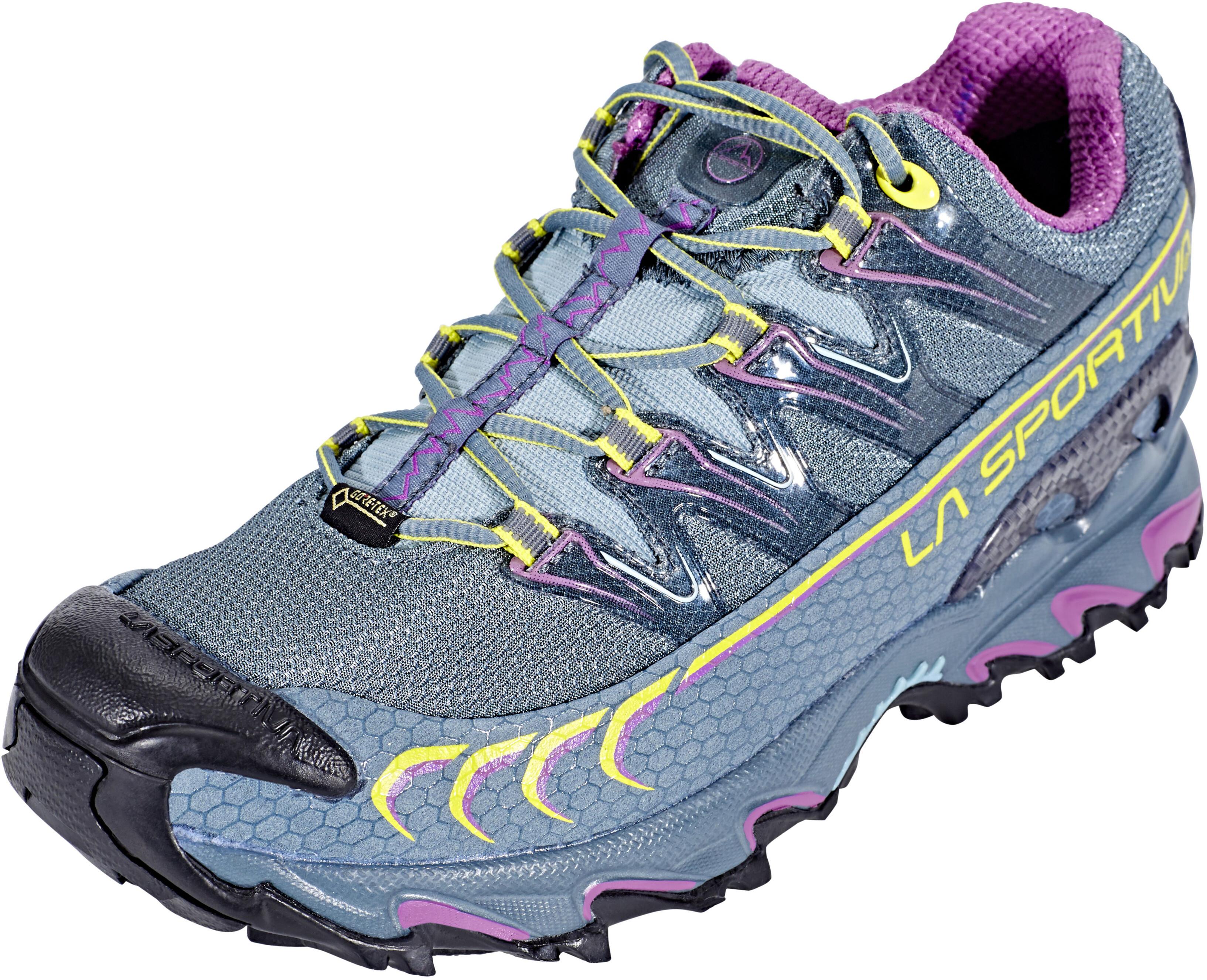 2496cd674f333 La Sportiva Ultra Raptor GTX - Zapatillas running Mujer - gris ...